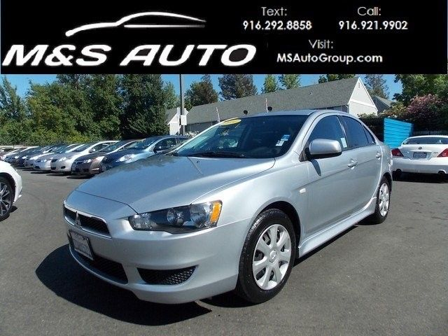 #HellaBargain 2014 Mitsubishi Lancer ES - Sacramento's favorite car dealer since 1995! We can help with financing through Banks and Credit Unions - call for info 916-921-9902 or visit our website at www.MSAutoGroup.com. - SKU: JA32U2FU3EU013763 - Price: $10,595.00. Buy now at https://www.hellabargain.com/2014-mitsubishi-lancer-es.html