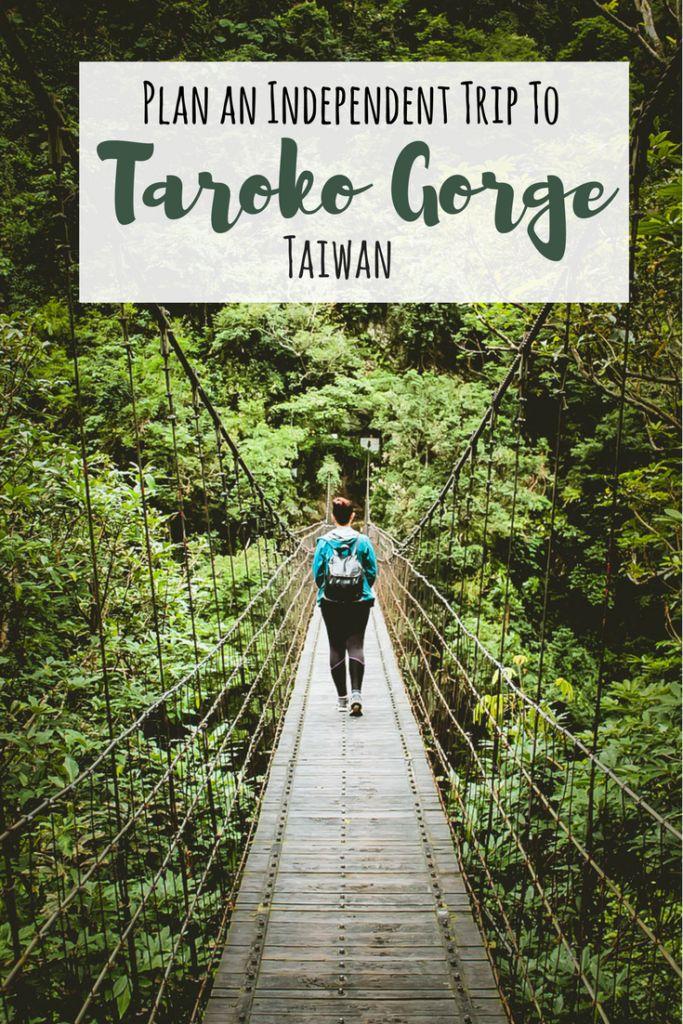 How to Plan an Independent Trip to Taroko Gorge