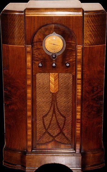 Vintage Stand Radio Oldtimeradiogoldenage