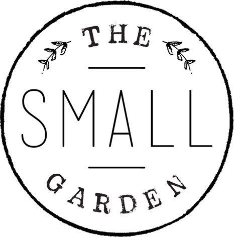 The Small Garden logo