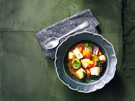 Snabb fisksoppa | Recept.nu