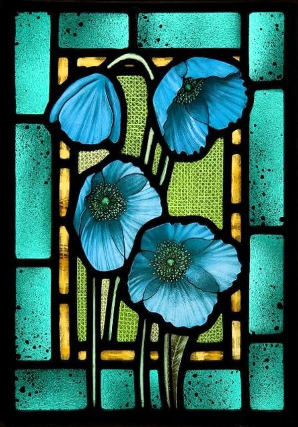40 Glass Painting Ideas For Beginners Glass Painting Designs Stained Glass Paint Stained Glass Flowers