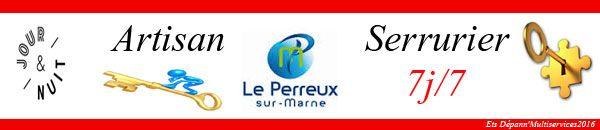 Le serrurier le Perreux sur Marne, vous offrent un service de qualité et vous conseillent au mieux pour votre sécurité. Pour tout renseignement ou conseil, n'hésitez pas à nous contacter pour tout dépannage en urgence ou pour obtenir un devis gratuit et personnalisé.