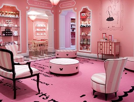 the plaza hotel in nyc pink eloise room