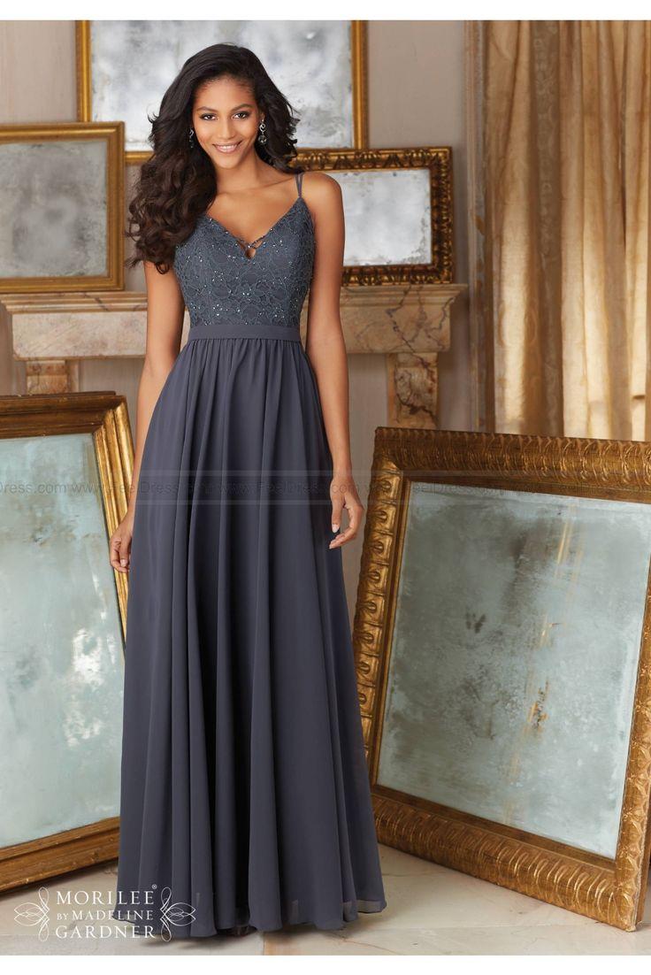 Mori Lee Bridesmaids Dress Style 146