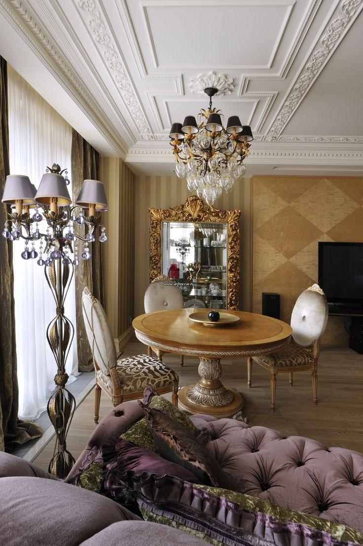 Квартира в стиле современной классики