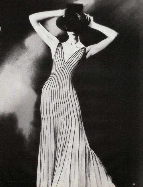 Fashion photography by Lillian Bassman.