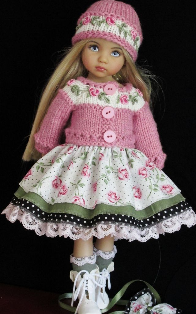 EFFNER LITTLE DARLING DOLLS HANDMADE CLOTHES: