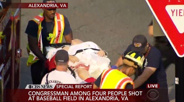 Ξανά στην εντατική σε σοβαρή κατάσταση ο Ρεπουμπλικανός βουλευτής που είχε πυροβοληθεί σε γήπεδο μπέιζμπολ