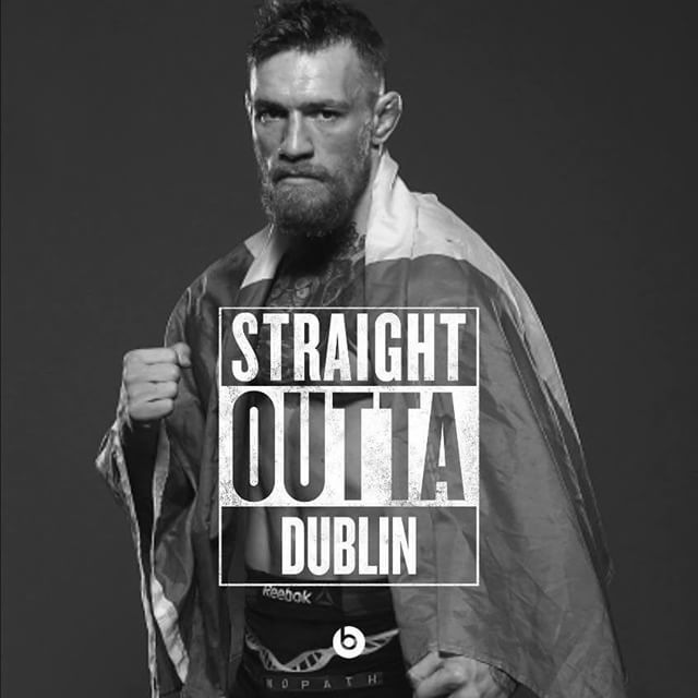 STRAIGHT OUTTA DUBLIN - Conor McGregor : if you love #MMA, you'll love the #UFC & #MixedMartialArts inspired fashion at CageCult: http://cagecult.com/mma
