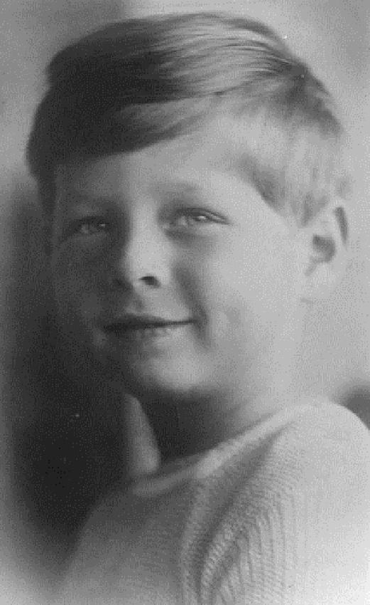 King Michael of Romania ...23 January 1928