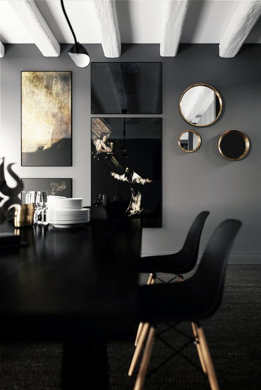 Did you know grey will become a huge color trend next season and year? Get inspired by these ideas.