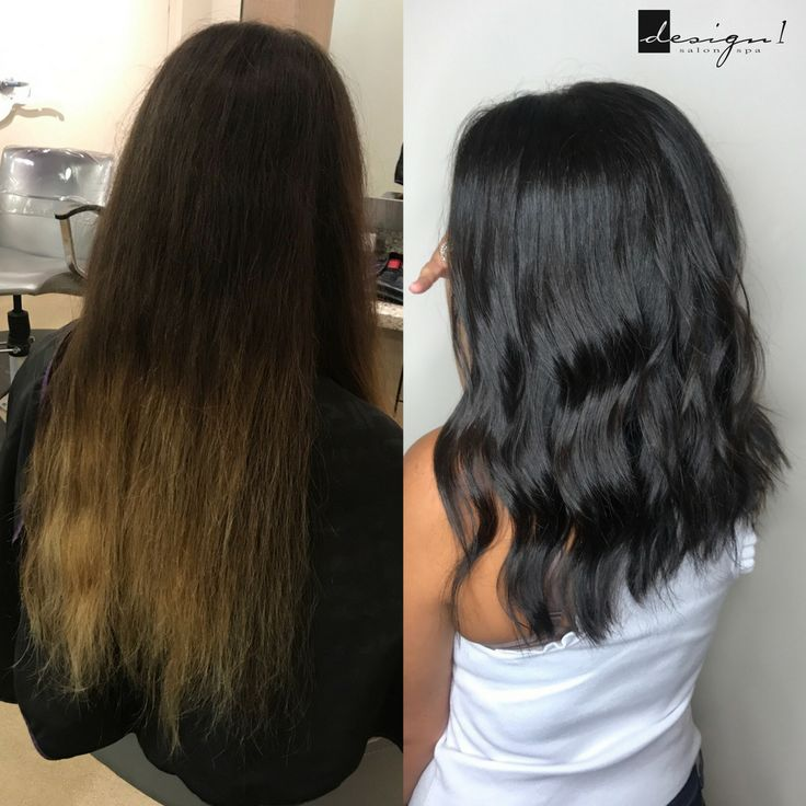Stylist Annalisa of our Gaines location brings her clients hair back to life with a flattering cut and beautiful shiny color!  Get scheduled to revive your hair with us today! #design1salonspa #haircut #redken #gaines #caledonia #hairideas #hairgoals #beautifulhair