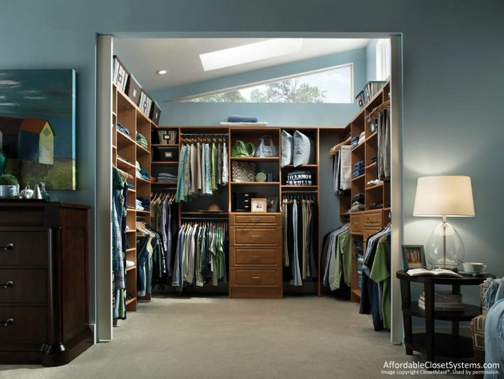 48 best Walk in Closets images on Pinterest Walk in closet