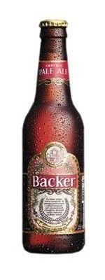 Cerveja Backer Pale Ale - Cervejaria Backer