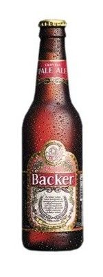 Cerveja Backer Pale Ale - Cervejaria Backer