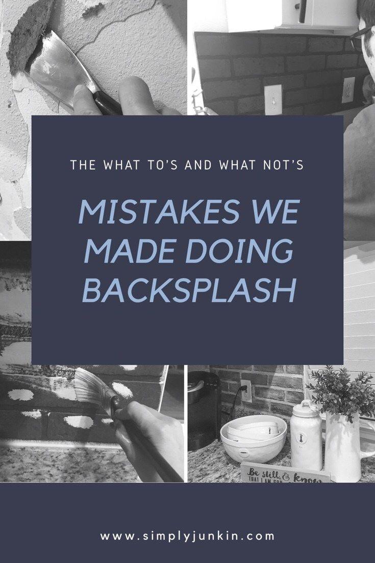 21 best Kitchen Backsplash images on Pinterest | Home ideas, Kitchen ...
