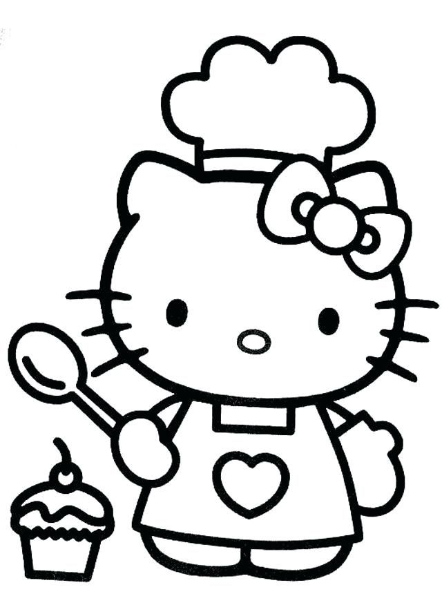 Hello Kitty Coloring Pages Printable Hello Kitty Drawing Hello Kitty Printables Hello Kitty Coloring