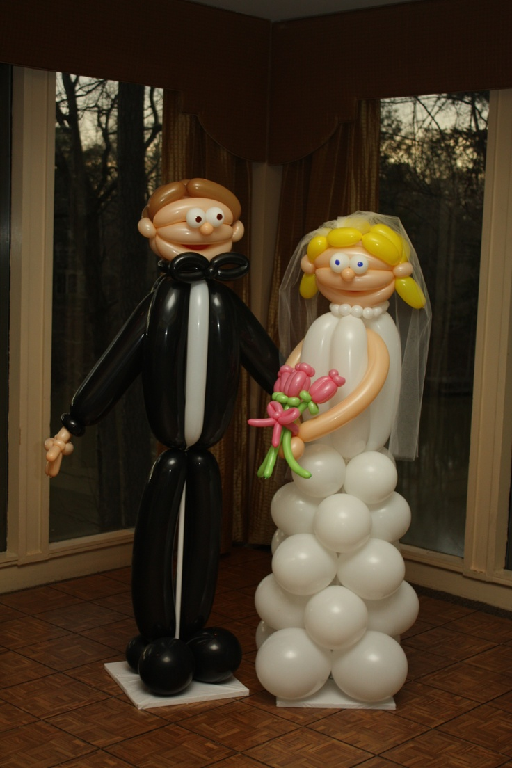 53 best images about Balloon art, life size on Pinterest ...