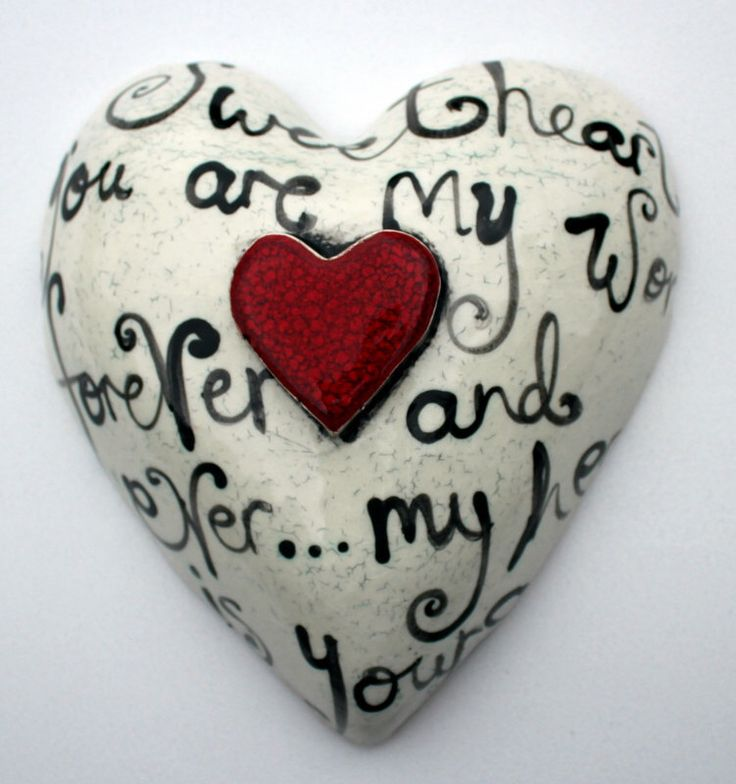 Super script Heart by TheMonsterCompany on Etsy (null)