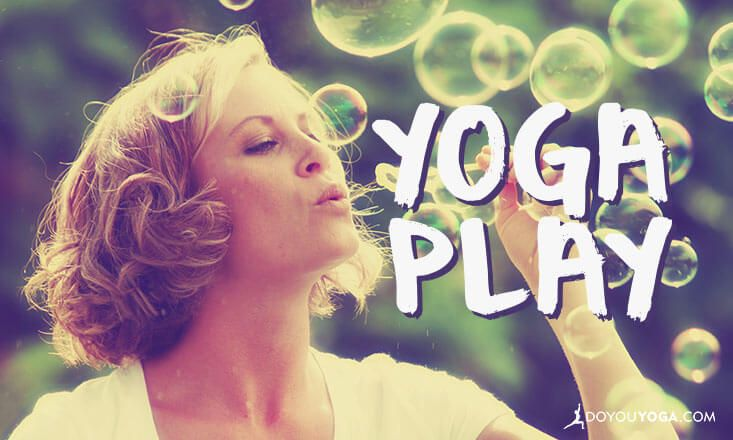 The Importance of Yoga Play http://www.doyouyoga.com/the-importance-of-yoga-play-76793/ @doyouyoga
