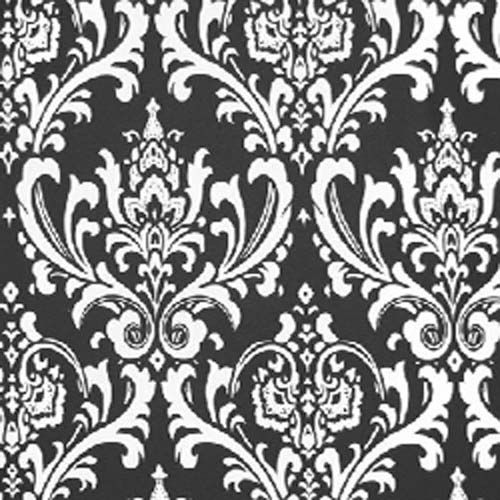 26 best Black And White Home Decorating Fabrics images on ...