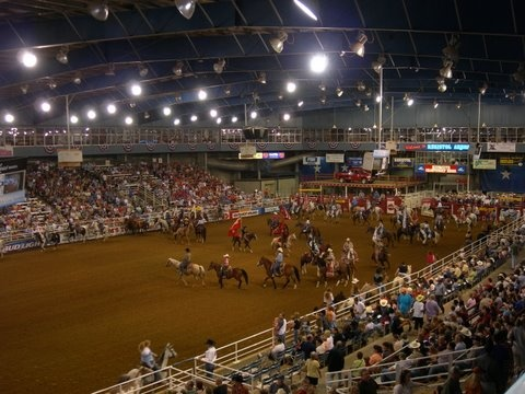 Mesquite Championship Rodeo in Mesquite, Texas