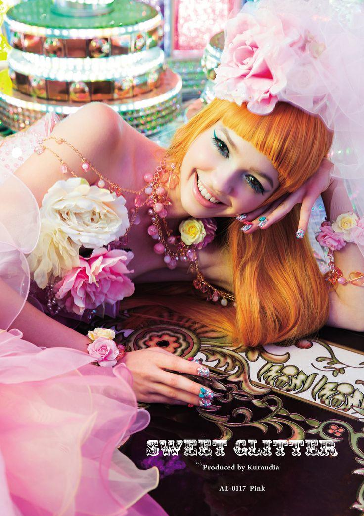 2014新作ドレス|A913T-pink-880‐image_AL0117Pink