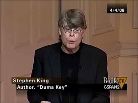 Stephen King Discussion on Writing and Q&A with wife Tabitha King and son Owen King - YouTube