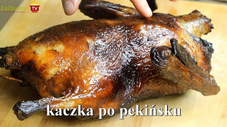 Kaczka po Pekińsku to sztandarowe danie i klasyka kuchni chińskiej. Smak tego dania zrekompensuje każdą poświęconą chwilę w kuchni