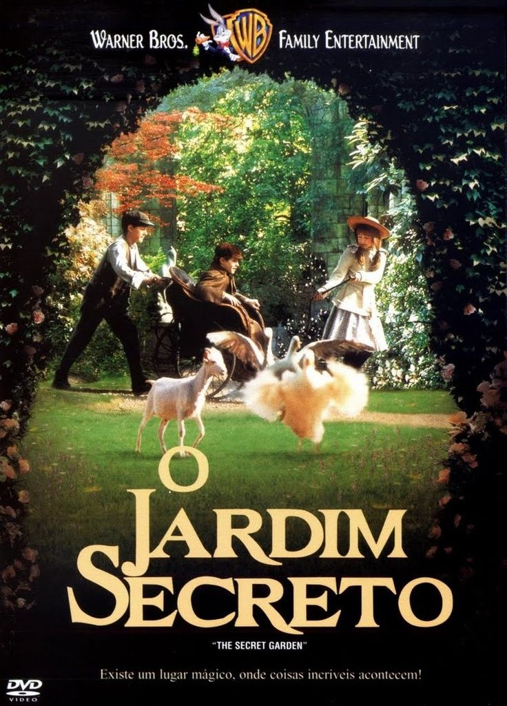 M s de 25 ideas incre bles sobre livro o jardim secreto en for El jardin secreto torrent