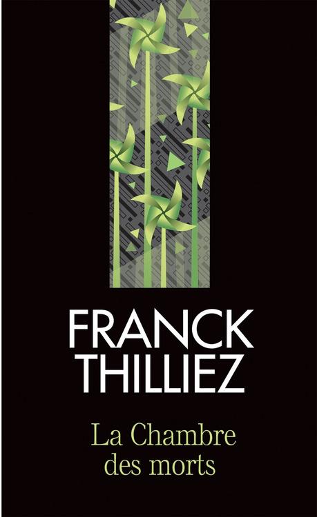 Franck Thilliez  La chambre des morts    Illustration et couverture  dpcom.fr  © David