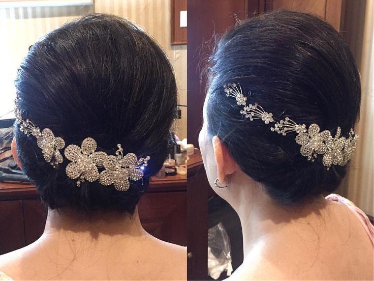 """47 Likes, 5 Comments - Make up artist Rtdisoho (@keziafelaniartdisoho) on Instagram: """". MAKE UP AND HAIR DO by@rtdisohophotography. . ::RTDI Soho for :: Prewedding Wedding Fashion…"""""""