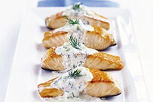 20-Minute Skillet Salmon Recipe - Kraft Canada