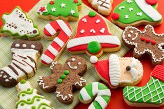 Mama's Stories: Χριστουγεννιάτικα Μπισκότα