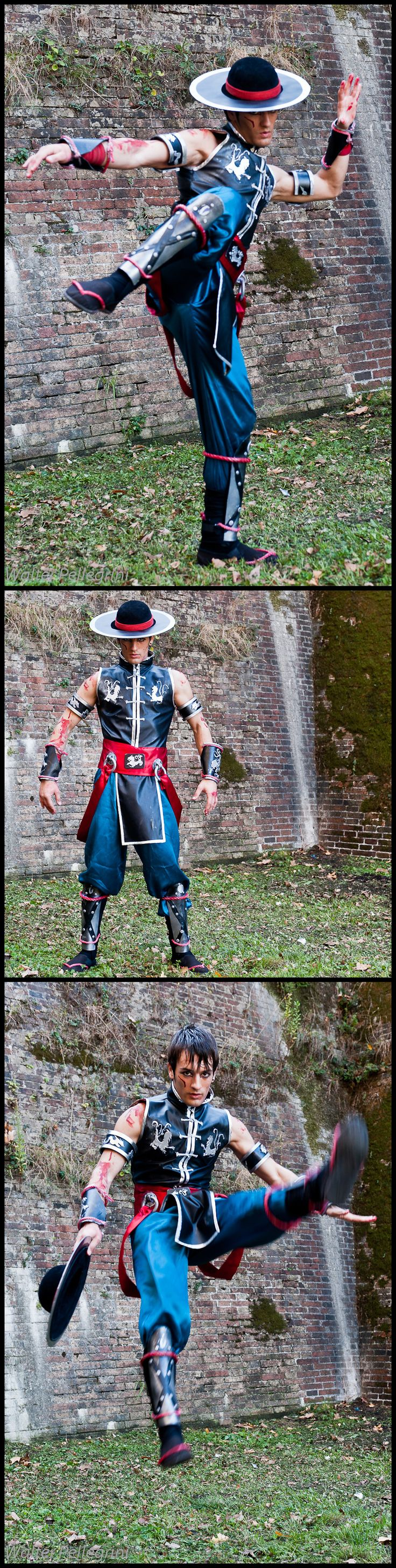 Mortal Kombat | Lucca Comics & Games 2011