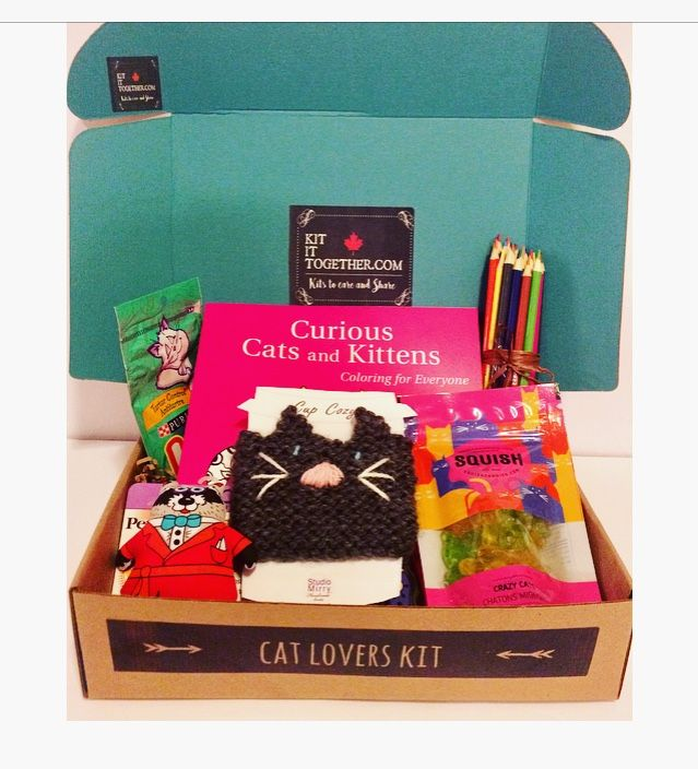 Cat Lovers Kit
