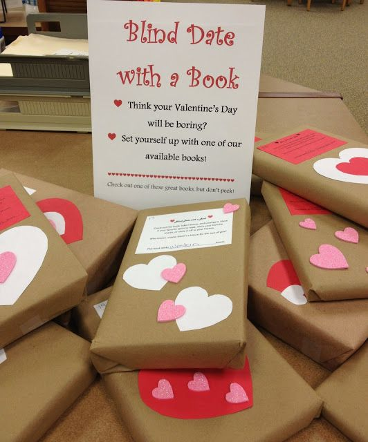 blind date with a book #hartcountylibrary