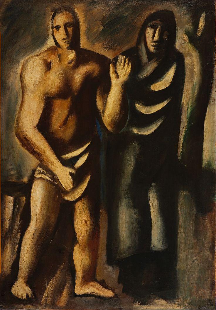 Composição - Mario Sironi - 1931