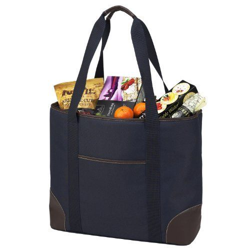 Picnic at Ascot Classic Insulated Tote by Picnic at Ascot. $24.99. Waterproof peva lining. Shoulder length straps and front pocket. 14-3/4-Inch by 20-Inch by 6-Inch. Zips fully closed. Thermal shield insulation. Stylish, insulated, with waterproof PEVA lining that is perfect for picnics, outdoor events and trips to the market. Zippered main compartment. Shoulder straps for easy carrying.. Save 17% Off!