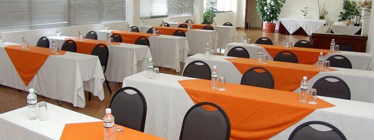 Salón para Grupos y convenciones en Hotel Vista Hermosa Cuernavaca www.hotelvistahermosa.com.mx