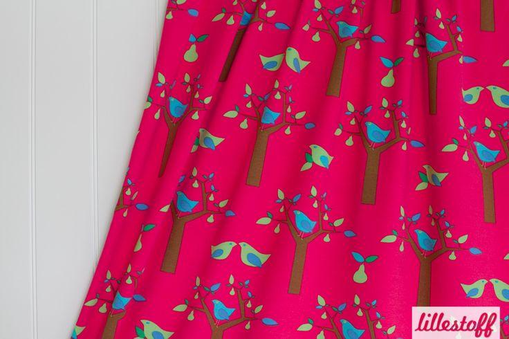 Lillestoff » Pear Tree « // hier erhältlich: http://www.lillestoff.com/peartree.html
