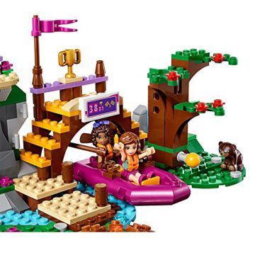 rafting la base aventure lego friends 41121 supermademoiselle