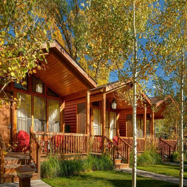 1000 images about rustic inn resort in jackson wy on for Stazione di jackson hole cabin