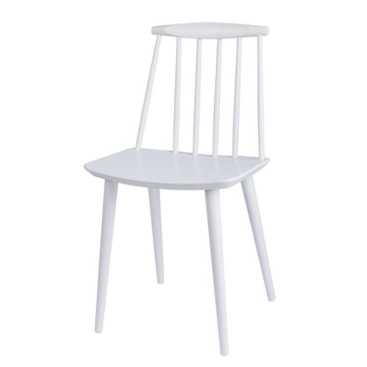 Pindestol J77 fra Hay er formgivet afFolke Pålsson. Grundidéen bag stolen blev ud...