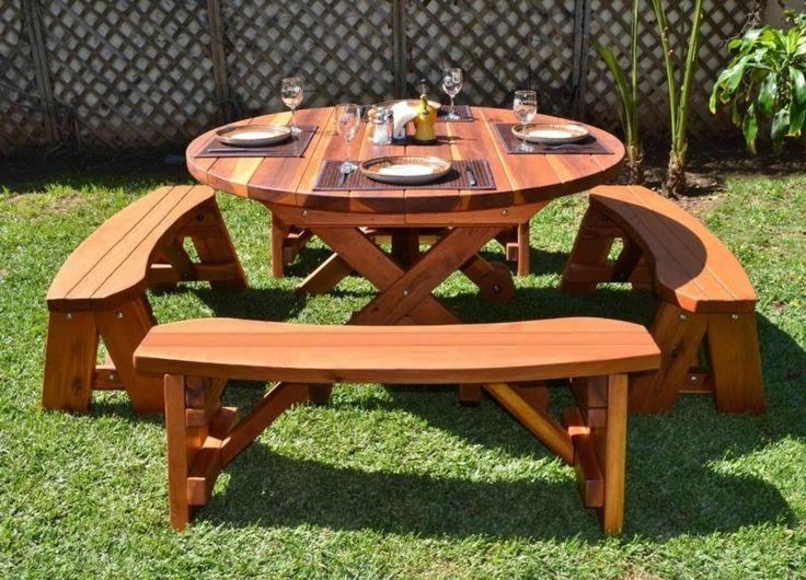 Best Gartentisch selber bauen Anleitung DIY Garten Haus u Garten M bel