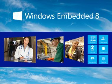 Microsoft in a bid to stay in the market has gone ahead and announced its Windows Embedded 8 Standard and Windows Embedded 8 Pro, together with a detailed insight into the availability of Windows 8 Embedded Industry for Point of Sale systems.