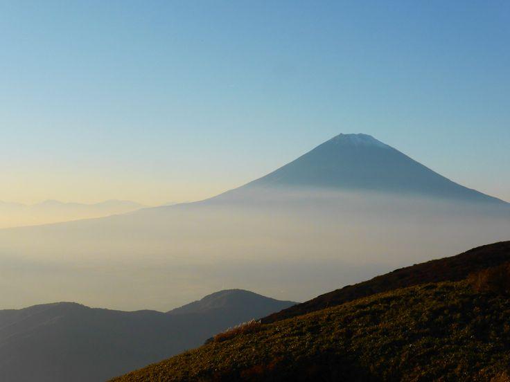 Fujisan from Hakone