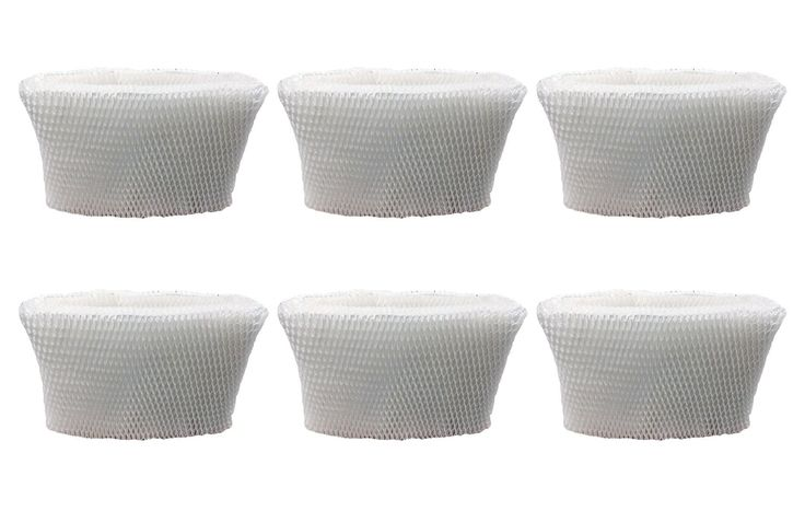 6 Graco Humidifier Filters Fit 4 Gallon Humidifiers | Part # 05920, H-64 & H64