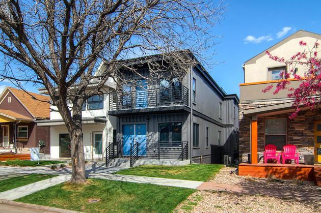 Denver gets its first shipping container house in LoHi!